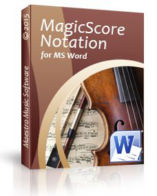 MagicScore School for MS Word