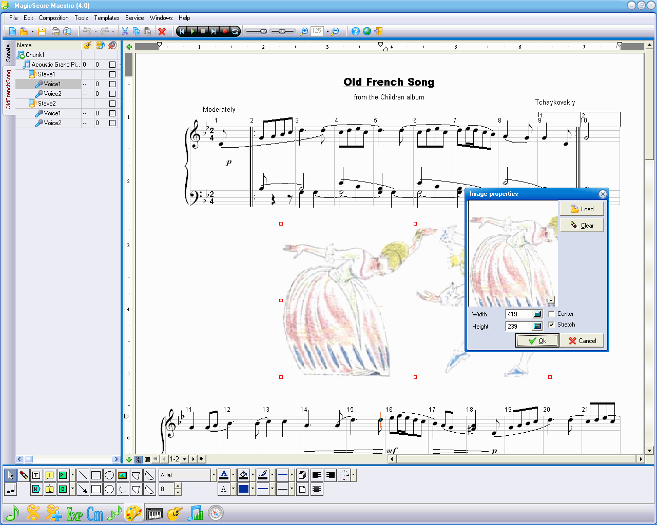 Windows 7 MagicScore Maestro 7.970 full