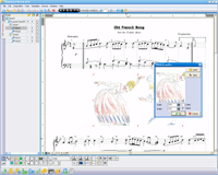 sheet music software