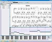 MagicScore Maestro notenschreibprogramm