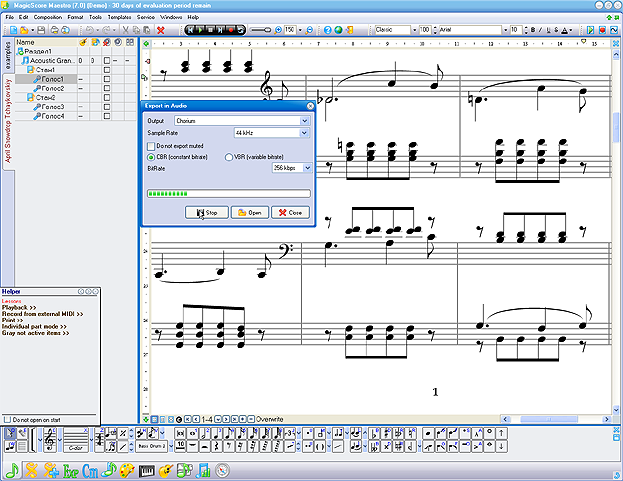 music notation software news m7