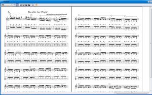 print sheet music
