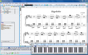 Music Notation and Composition Software   MagicScore Classic 7