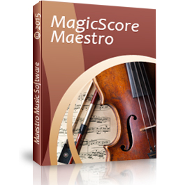 Purchase MagicScore Maestro 8